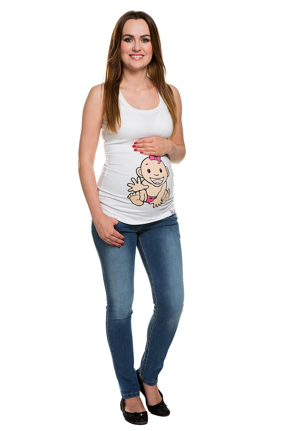 Maternity tank top baby Boy